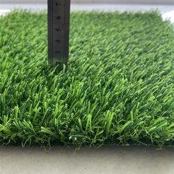 Les pelouses sont artificiels utiliséspour le jardin paysager de caoutchouc de jardin
