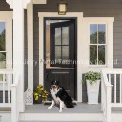 Голландский стиль двери один вход современный дизайн железные двери