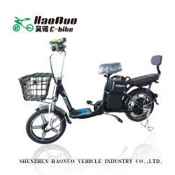 Rueda de 16 pulgadas 48V 350w de la carga de servicio pesado de motor bicicleta eléctrica para la venta