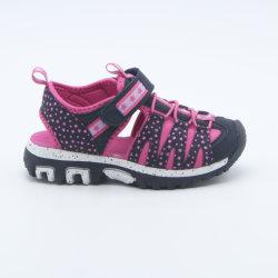 Kinder PU-Obere Outdoor Sandalen Schuhe mit Glitzer