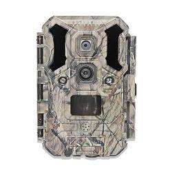 Tiempo de activación rápida de imágenes y vídeo Full HD de Día y Noche del Sensor de doble lente de cámara de caza