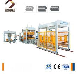 Qt8-15 completamente automática de hormigón de cemento sólido máquina de fabricación de ladrillos huecos\\\\Bloque bloquee la máquina automática de la maquinaria
