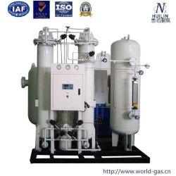 Economia de gás nitrogênio Psa Gerador gerador de azoto para a indústria química e a indústria com a norma ISO9001/ Marcação para corte a laser ou de equipamento de soldadura