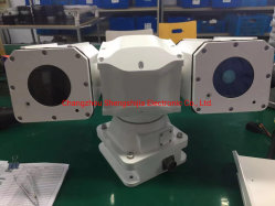 Длинный диапазон 2000m 8.0MP лазерный 4K 300 мм PTZ камеры CCTV