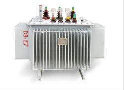 ناقل ثلاثي الأطوار يعمل بزيت طارق، يعمل على توزيع ناقل عالي الكفاءة، يعمل بقدرته 11-M (10 كيلوفولت أمبير)