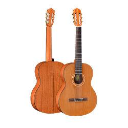 中国は高品質の初心者にナイロンストリングをマホガニーの標準的なギターした