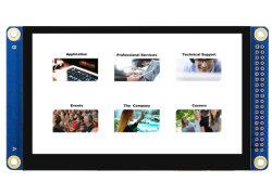 Econômica de 480x272 4.3 TFT de tela de toque com porta RGB Driver Board