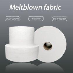 Prodotto Fondere-Saltato materiale medico Fondere-Saltato polipropilene non intessuto del filtro dal respiratore 80GSM N99 N95 del tessuto di Nonwowen del tessuto 100% per la fabbricazione della maschera di protezione