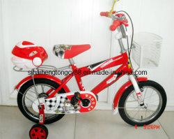 정면 바구니 (SH-KB115)를 가진 빨간 MTB 유형 BMX Biycle