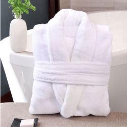 安い昇進の綿のテリー男女兼用Hotel/SPAの浴衣(DPFT8012)
