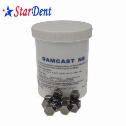 Il Nichel-Bicromato di potassio di ceramica dentale della lega di Damcast N.B.: della lega di esagono del metallo del laboratorio con è per la parte superiore