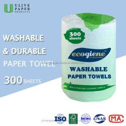 물세척이 가능한 China Wholesale Kitchen Paper Towel 세탁용 타월 키친 요리 헝겊 청소용 타월 라지 라지 라지, 헝겊 와이프