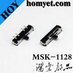Fabricante China Micro interruptor/Selector (MSK-1128)