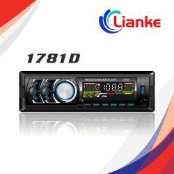 Nuevo panel desmontable coche reproductor de CD con Bluetooth y ranura SD USB