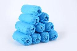 Zwei Farben-Wegwerfnicht gesponnener Erscheinen-Deckel-Breathable Schuh-Deckel für persönliche Sorgfalt