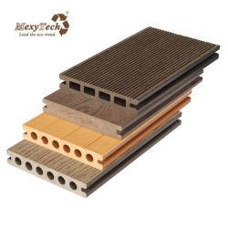 Deck composto China Piscina Deck de plástico de madeira de bambu WPC Flooring