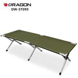 Dw-St099フィールドLightweightedの携帯用アルミニウム折り畳み寝台