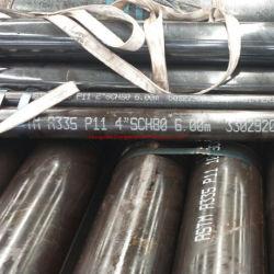 La norme ASTM A335 P1 en alliage transparente pour la chaudière de tuyaux en acier