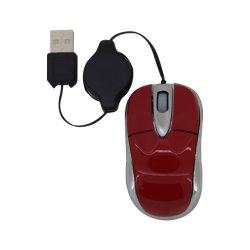 Bunte mini einziehbare Maus des Computer-3D