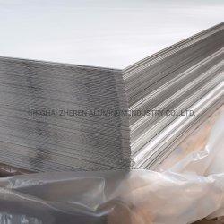 アルミニウム / アルミニウムプレーンシート AA1050 AA1070 AA1070 AA3003 AA3105 AA5005 AA5052 AA5083 AA6061 AA7075 AA8011
