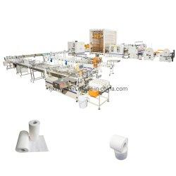 Автоматическая туалетной бумаги и кухонным полотенцем бумаги производственной линии
