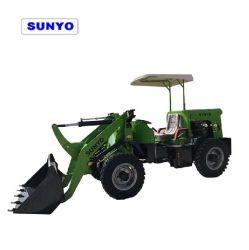 Sy916 모델 Sunyo 휠 로더는 크롤러 굴삭기, 불도저, 스키드 스티어 로더와 유사합니다