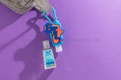 맞춤형 3D 카툰 동물 디자인 포켓형 살균기 실리콘 홀더