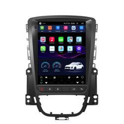 Tesla вертикальный экран Car Android мультимедийного проигрывателя DVD видео Радио стерео аудио для Buick Excelle/Opel Astra J 2010-2014