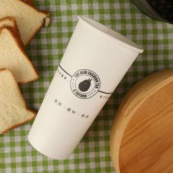 PET gezeichnete umweltfreundliche Papierwegwerfkaffeetasse-Karton-Cup