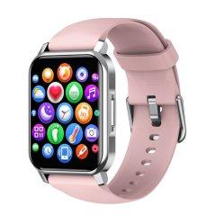 2021 Salabas Sport Fitness Tracker i5 Smart Watch Android جهاز مراقبة معدل نبضات القلب الذكي من النساء من النساء يعمل بنظام iOS