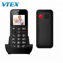 1,77 Zoll Kleine Große Taste High Sound Ältere Menschen Bar Cell Basic Phone Mobiltelefone