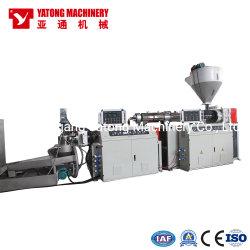 Yatong einzelne Schraubenzieher-Maschine für den Plastik, der Pelletisierung-Maschine aufbereitet