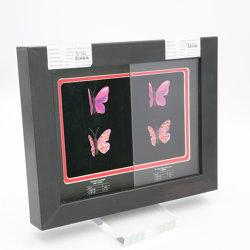 2mm 3 mm 5 mm 4 mm 6 mm de 8mm 10mm 12mm 98 % transmission de la lumière UV anti-reflet pour les échantillons de verre AR (AR-TP)