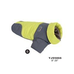 Professional fornecedor fabricante de roupas para cães Pet Fashion cubra (YJ95866-B)