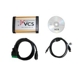 Interface do Scanner de comunicação do veículo VCS
