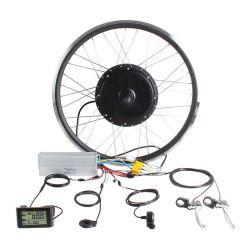 1500W 2000W 48V 60V 72Vのブラシレス直接ハブモーター電気自転車の変換キット