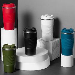 Оптовая торговля Waketm Сублимация Custom печати логотип поездки двойные стенки из нержавеющей стали для приготовления чая и кофе чашки кружки
