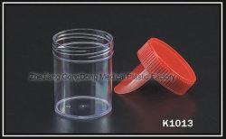 Ce en FDA Certificated 60ml Stool Container met Stick
