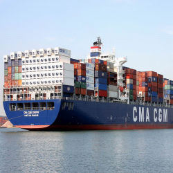 Mare Freight From Schang-Hai a Genova Italia