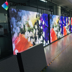 Baugruppe SMD Vide im Freien farbenreicher Bildschirm der LED-Bildschirmanzeige-P10