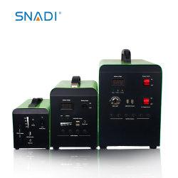 50ah 10A 12VDC電池携帯用DCの小型ホーム太陽エネルギーシステム電話料金LED軽い5V USB 120W
