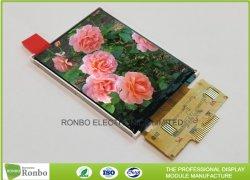 Pantalla LCD de 2,4 pulgadas QVGA de 240 * 320 Esi9341V Pantalla TFT de pantalla con la interfaz SPI