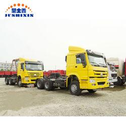 Sinotruk 새로운 HOWO 6X4/10 짐수레꾼 선택 유럽 II/Euro IV 엔진을%s 가진 트럭 또는 트레일러 헤드 또는 트랙터 헤드