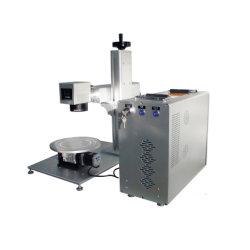 Marcador de laser para máquina de gravura pequeno permanente 30W