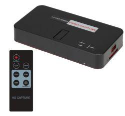 Jeu Ezcap Carte de capture vidéo HD Grabber enregistreur pour XBox 360 xBox une PS2 PS3 PS4 Wiiu HDTV