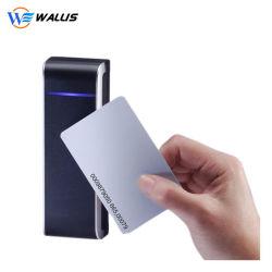 Druk van de Compensatie van de Kaart van de Groet MIFARE van de Nabijheid RFID van het Identiteitskaart van de Spaander van de Kaart van het Lidmaatschap van de Toegang NFC van PC Cr80 Inkjet van het Huisdier van pvc de Geschikt om gedrukt te worden Plastic Lege Slimme