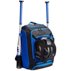 Personnalisés l'équipement sportif de baseball d'épaule double pack de stockage de marchandises sac à dos Sac (CY6878)