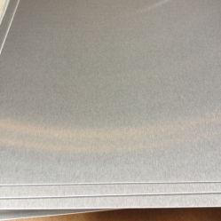 Brosse en aluminium satiné/ feuille en aluminium pour la décoration utilisée (1050, 1060, 1100, 3003, 5005, 5052)