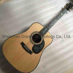 Aaaa tutta la chitarra elettrica acustica di legno attillata solida di Dreadnought Gd45AA