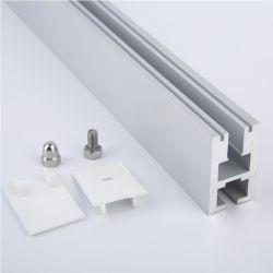 IP20 tipo de armazón comercial accesorios de iluminación LED de techo lineales de montaje en superficie de la luz de envoltura